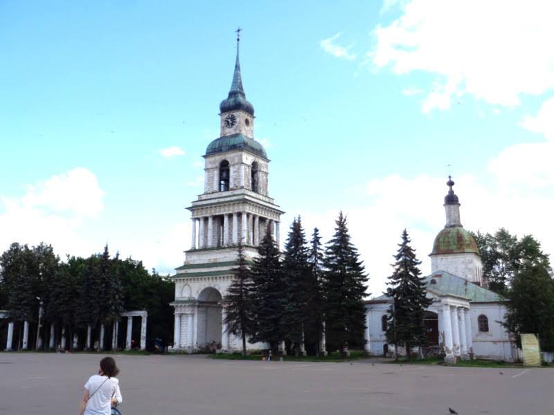 Большая Вятская экспедиция: Слободской