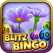 Blitz Bingo - May Flowers