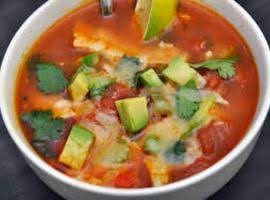 Tortilla soup (Chicken)