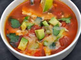 Tortilla Soup (chicken) Recipe