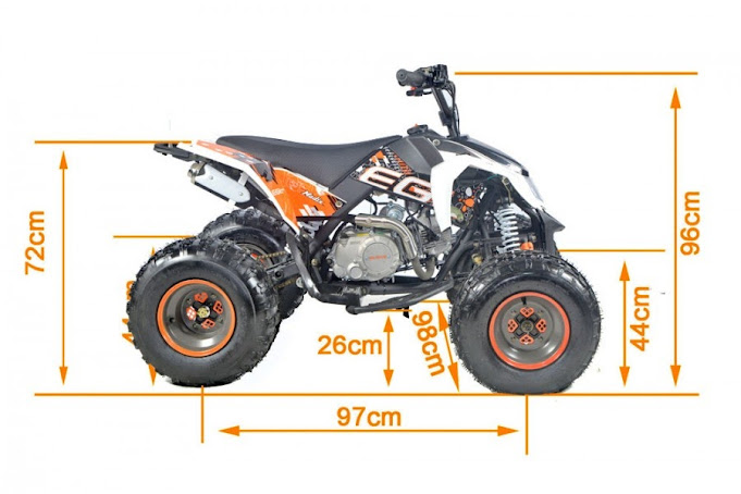 125cc EGL madix mad max junior kid's sports quad bike atv sale discount cheap offroad