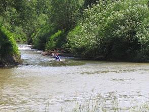 Photo: Wpływam na Odrę