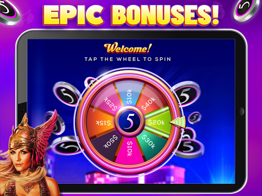 High 5 Casino: The Home of Fun & Free Vegas Slots  screenshots 12