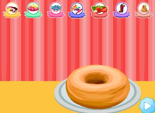 Cake Girls Games Cooking Games 4.0.0 screenshots 13