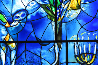 Photo: Chagall piece, Art Institute