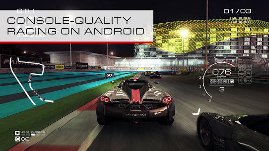 GRID™ Autosport Apk Download For Android and Iphone 1