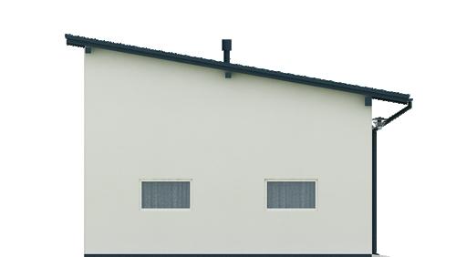 G14 - Elewacja lewa