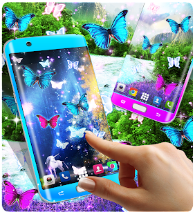 App Magical forest live wallpaper APK for Windows Phone