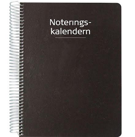 Noteringskalendern för lärare