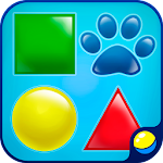 Kids games: Baby shapes 1.6.1 Apk