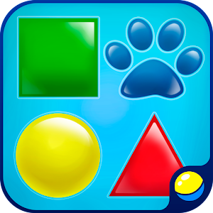 Kids games: Baby shapes for PC and MAC