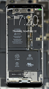 Transparent Lock Screen 1.0