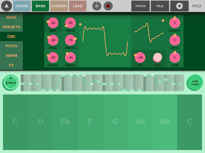 Beatonal – Miniaturansicht des Screenshots