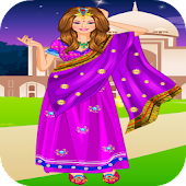Girls Games - Dress Up Indians