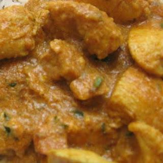 Achari Murgh (Chicken Achari).