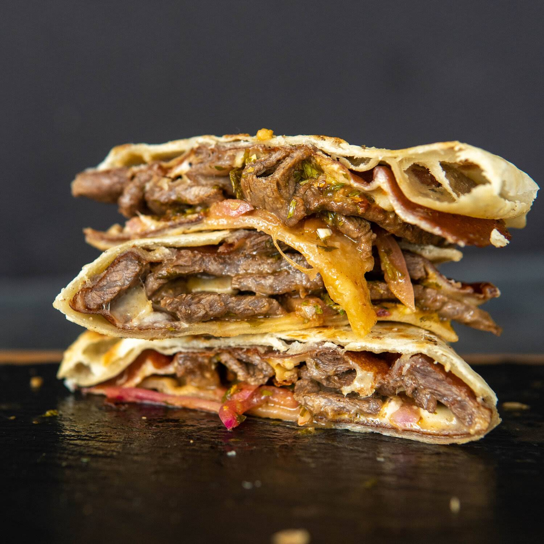 Carne Asada Quesadilla (Steak Quesadilla)