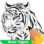 How To Draw Tigers APK icon