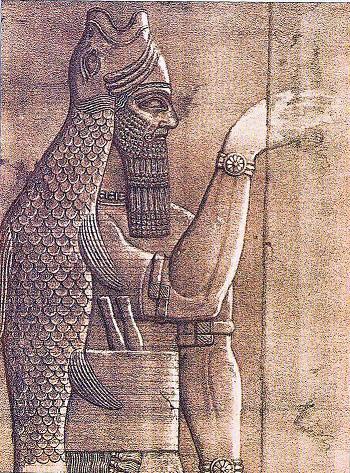 бог Энки