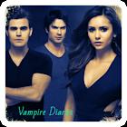 Vampire Diaries Quiz (Fan Made) icon