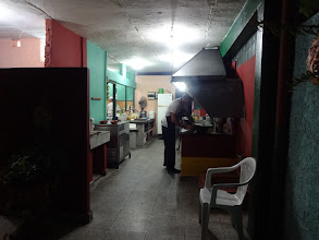 Photo: Kuchař v akci.