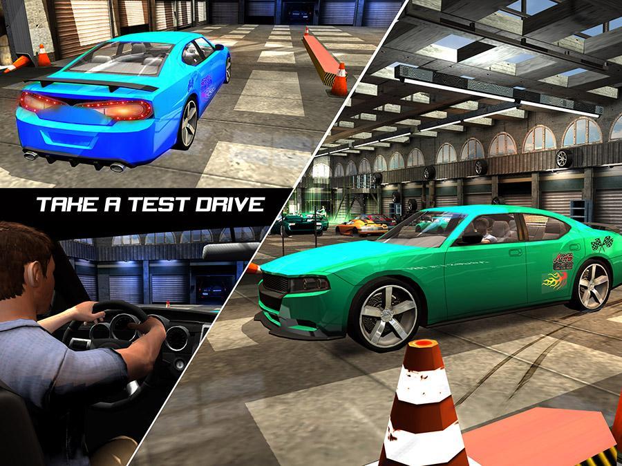 Car Engine Repairing Games