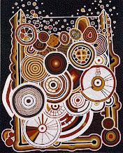 Photo: Die Leichtigkeit des Seins, Öl auf Leinwand, 2008, 120 x 150 cm
