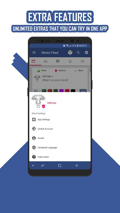 Mini for Facebook Lite APK Download - Apkindo co id