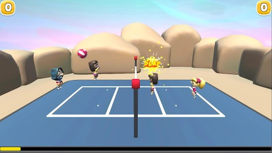 VolleyBall Match Smash- screenshot thumbnail