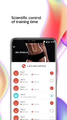 Fitness Time  screenshots 2