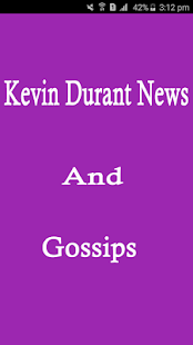 Kevin Durant News & Gossips - náhled