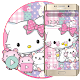 Pink Cute Kitty Theme Download on Windows