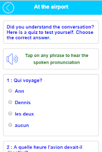 Learn French for free- screenshot thumbnail