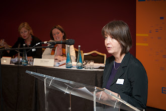 Photo: Anja Nummijärvi from the The Office of the Ombudsman for Equality between Women and Men (Finland)