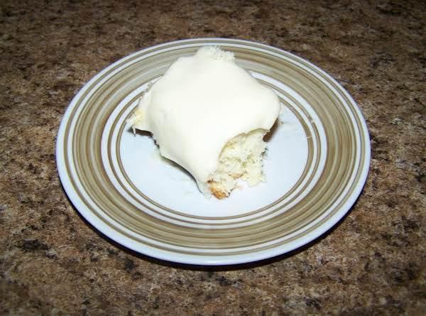 Banana Sour Cream Cake - Light Version Recipe