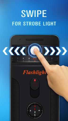 Flashlight - Bright LED Flashlight 2.6 Screenshots 5