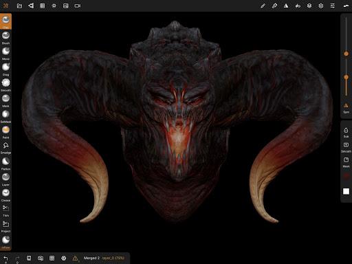 Nomad Sculpt screenshots 10