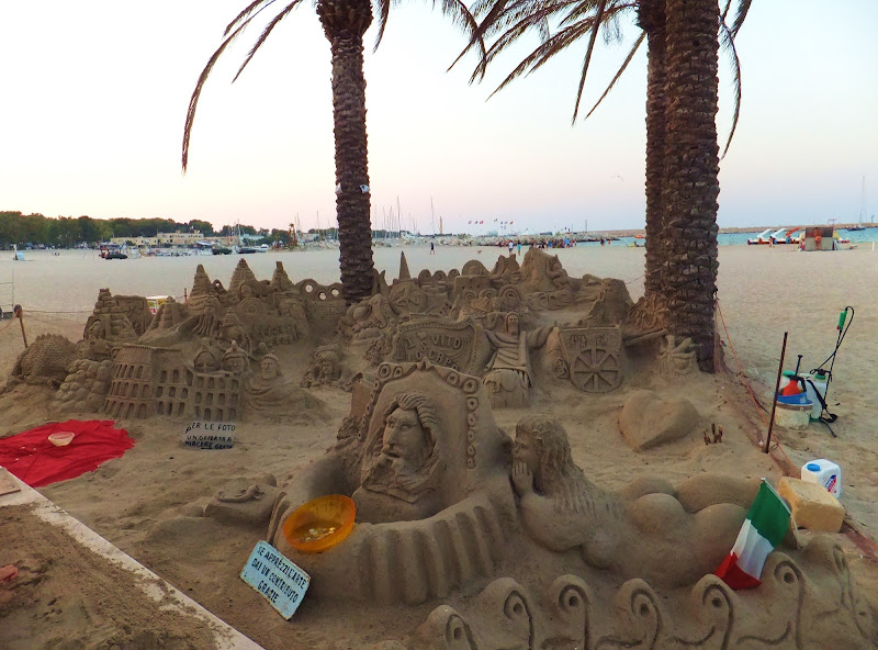 Costruzioni di sabbia di annabus58