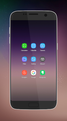 ASPIRE S8 UX ICONPACK Apps for Android screenshot