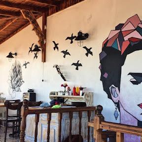 【世界のカフェ】何回も通いたくなるアートな空間が溢れるカフェ / トルコ・イスタンブールの「ミム・カフヴェ」