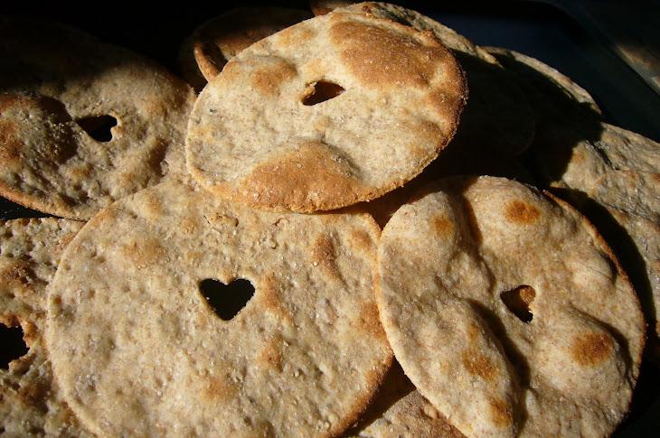 Knackebrod Wasa Crackers Recipe