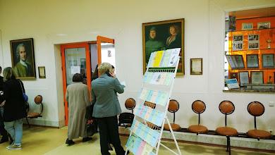 Photo: Выставка учебной и научной литературы