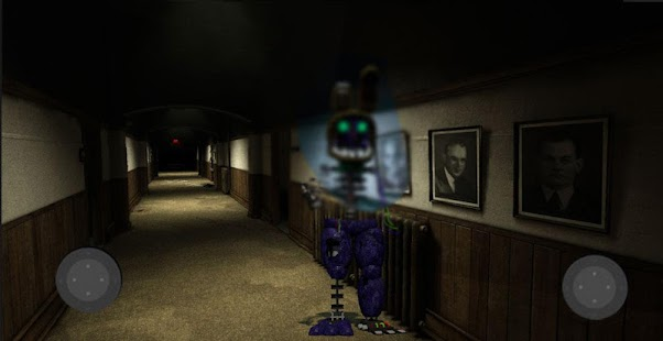 One night of jumpscare animatronic - náhled