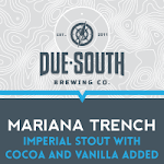 Due South Mariana Trench