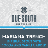 Logo of Due South Mariana Trench