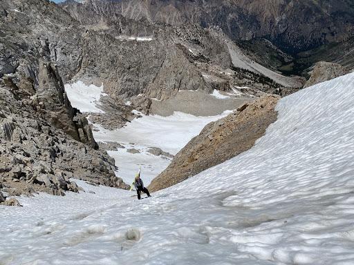 Trip Report: Eastern Sierra, CA – Matterhorn Peak Ski Dreams Couloir