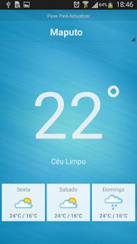 Previsão do Tempo Moçambique