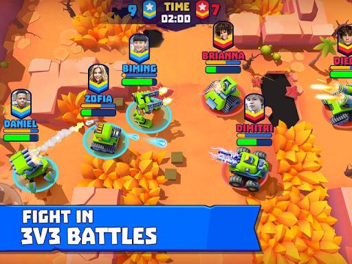 Tanks A Lot! - Realtime Multiplayer Battle Arena 1.30 screenshots 7