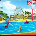 Fun Aqua slide 2020 APK