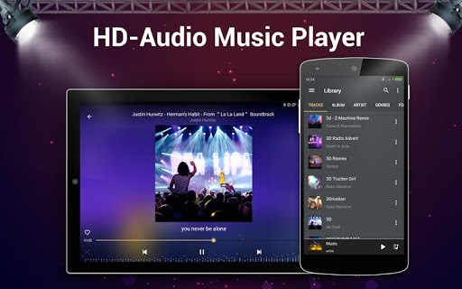 Music Player- Free Music & Mp3 Player app (apk) free download for