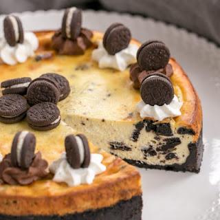 Cookie Crust Cheesecake Recipes.